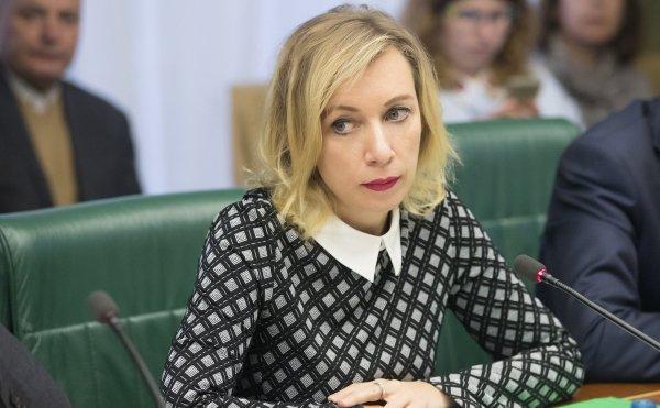 Захарова призвала Запад признать успех ЧМ-2018 в России