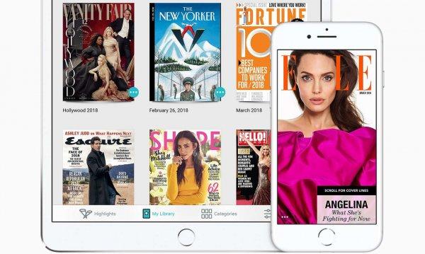 Apple запускает платный сервис новостей